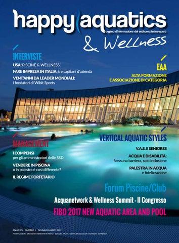 59a304356f82 Happy Aquatics n.1 anno 2017 - ITA by Happy Aquatics & Wellness - issuu