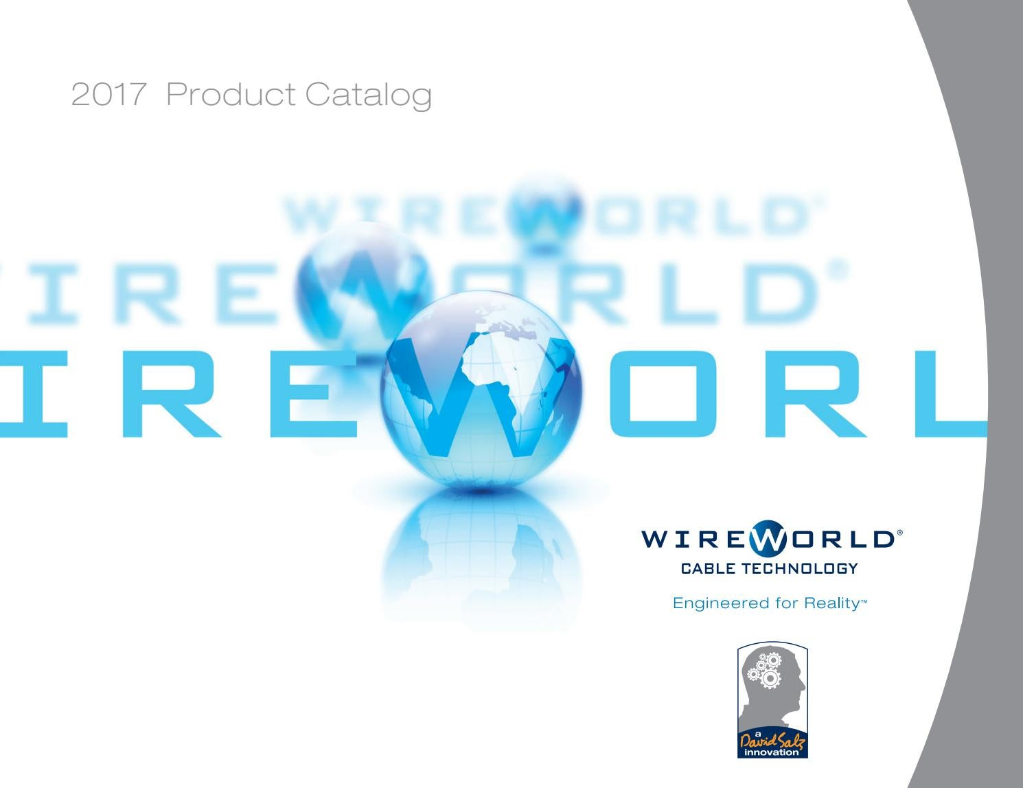Wireworld Cable Technology by Wireworld - issuu