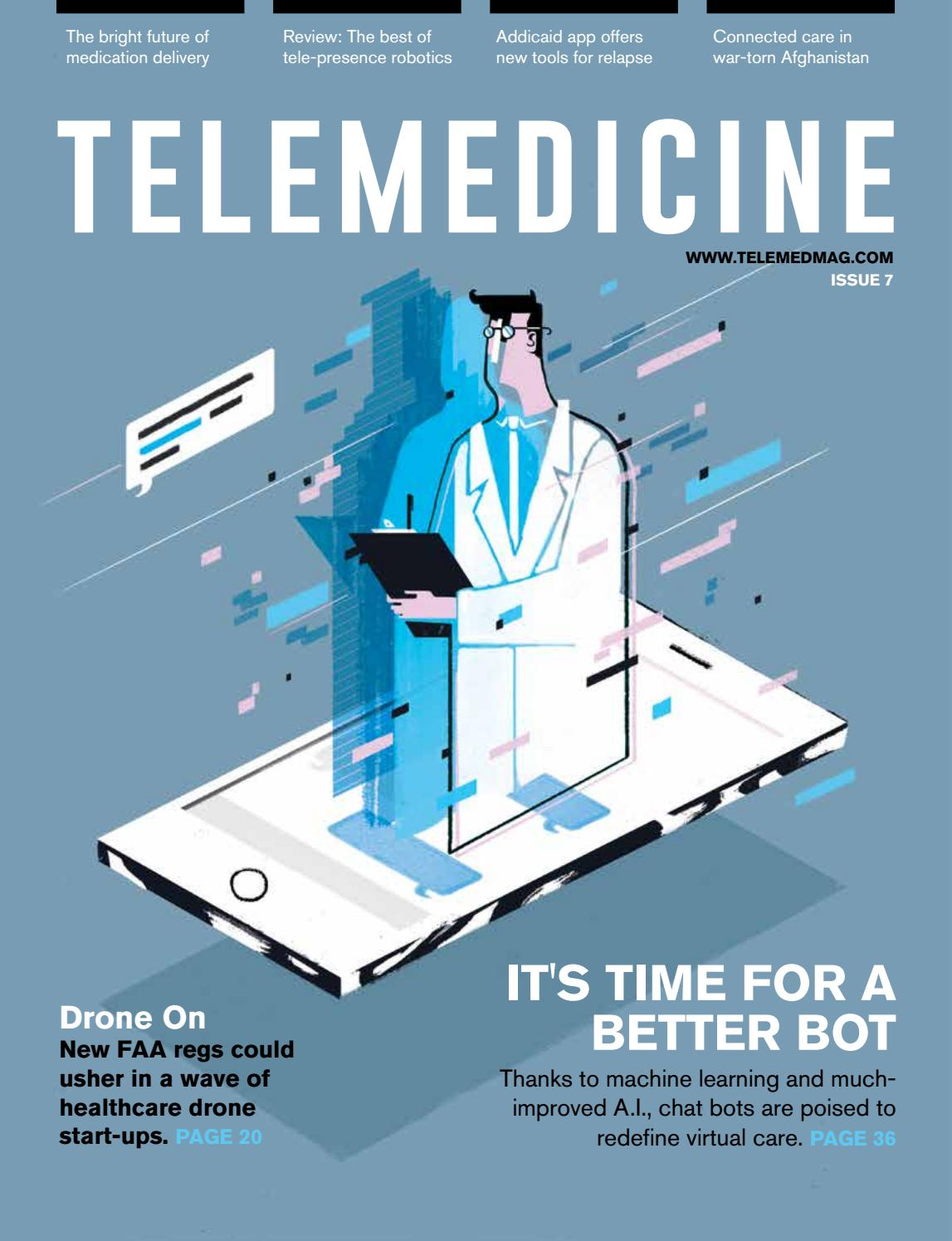Telemedicine Magazine Issue 7 By Telemedicine Magazine Issuu