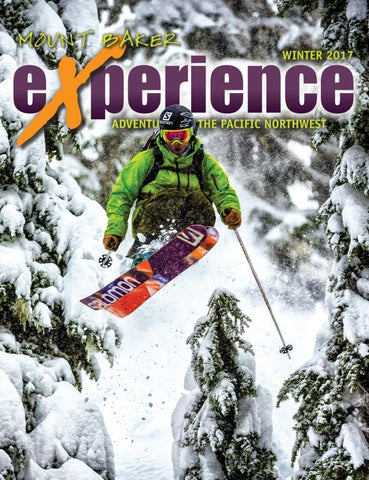 Mount Baker Experience Spring By Point Roberts Press Issuu - Oregon zookeeper skis to work after heavy snowfall finds the animals having a blast