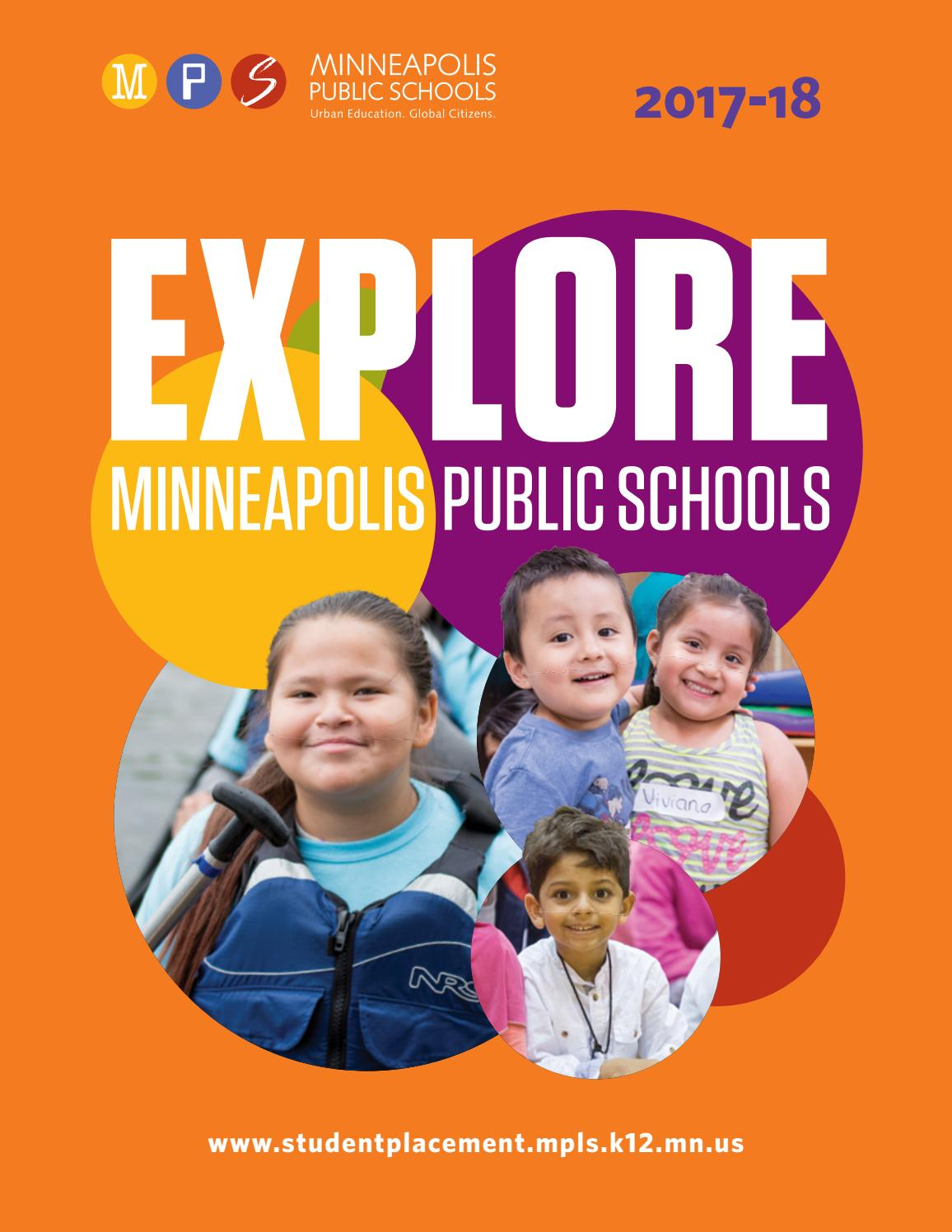 SPS Guidebook Interactive By Minneapolis Public Schools - Burroughs mpls k12 mn us map test preparation
