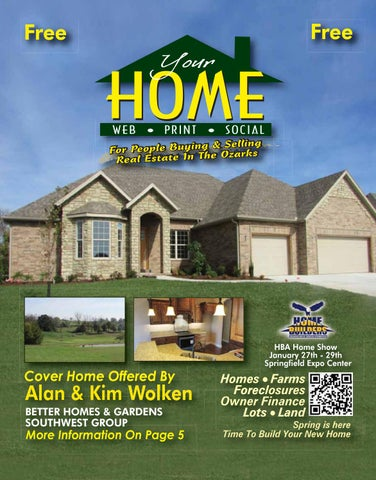 Your New Home Mag January 2017 Issue