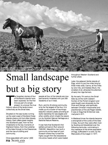 Page 114 of Small landscape but a big story