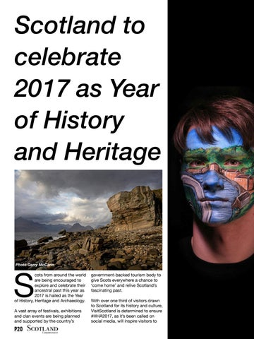 Page 20 of Scotland to celebrate 2017 as Year of History and Heritage