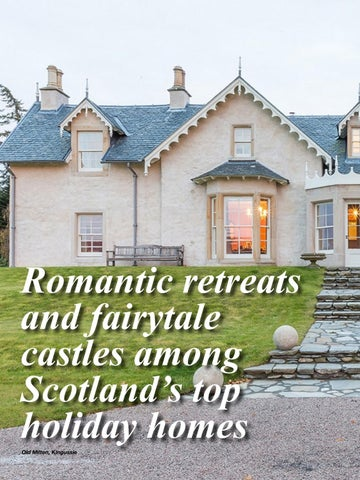 Page 62 of Romantic retreats and fairytale castles among Scotland's top holiday homes