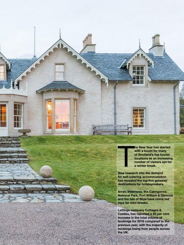 Page 63 of Romantic retreats and fairytale castles among Scotland's top holiday homes
