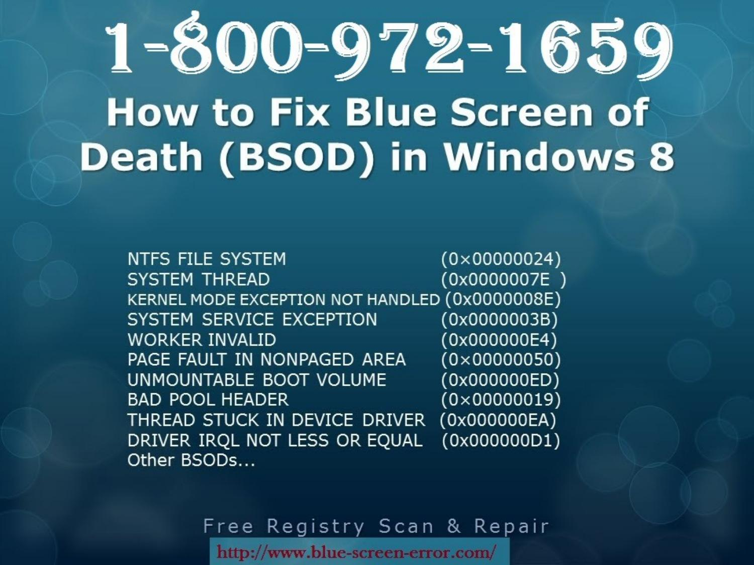 blue screen thread stuck in device driver