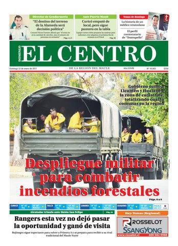 Diario 22 01 2017 by Diario El Centro S.A - issuu 0ea45cb6bb195