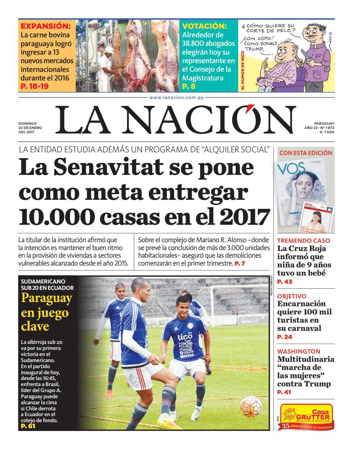 Diario La Naci N Edici N 7 878 By La Naci N Issuu # Muebles Narciso Caaguazu