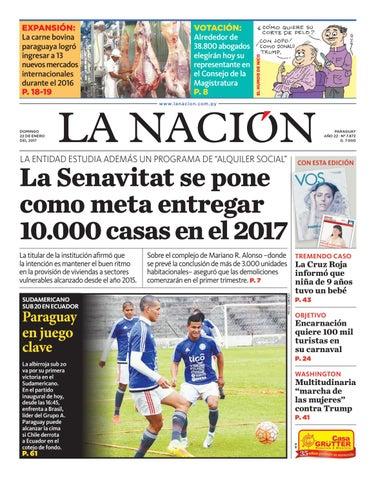 ef0cfd0090f66 DIARIO LA NACIÓN - EDICIÓN 7.872 by La Nación - issuu