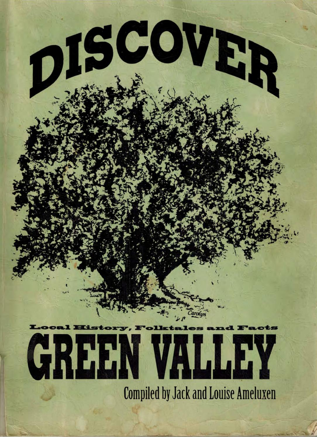 Discover Green Valley by saraesc - issuu