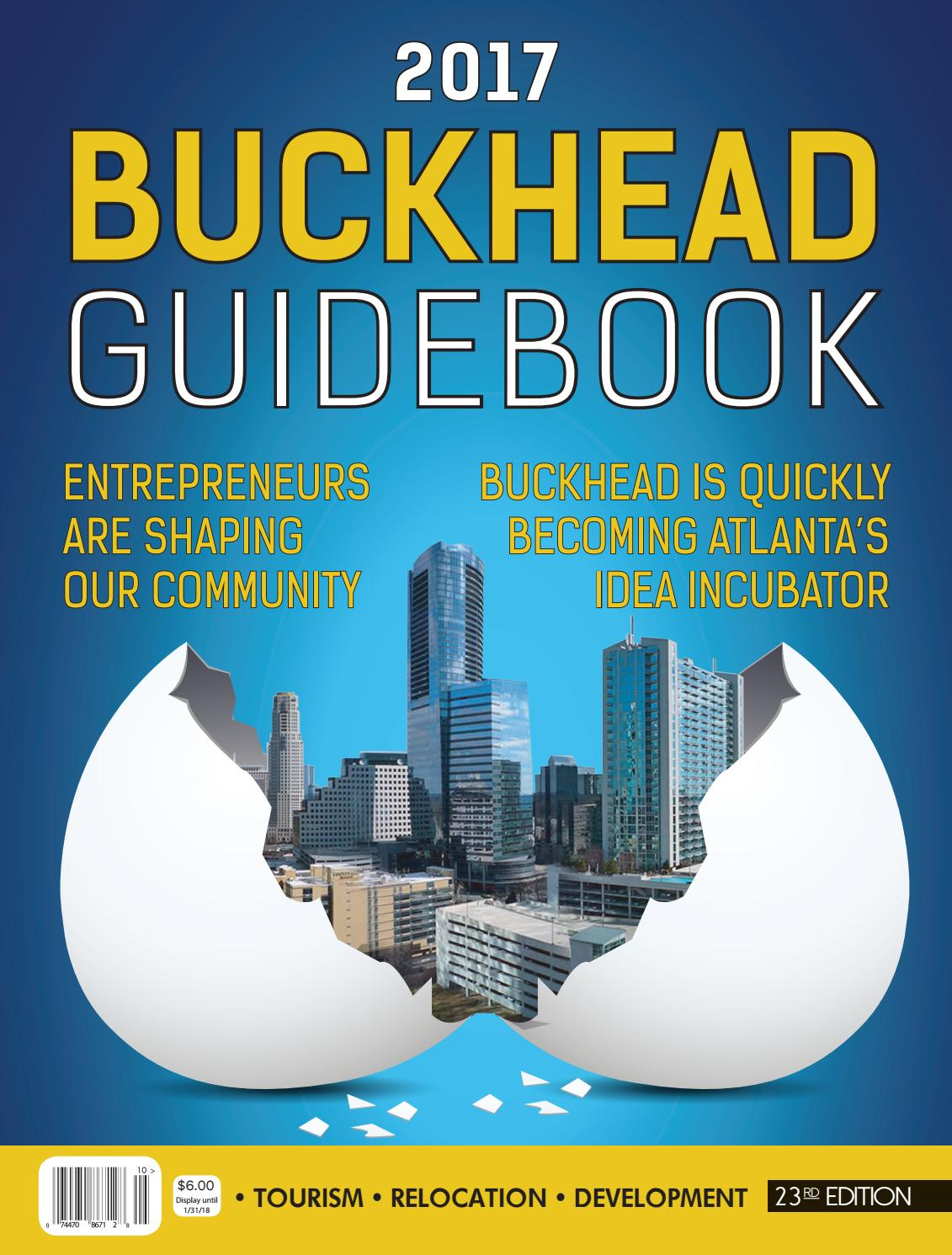 2017 Buckhead Guidebook by PubMan, Inc  - issuu