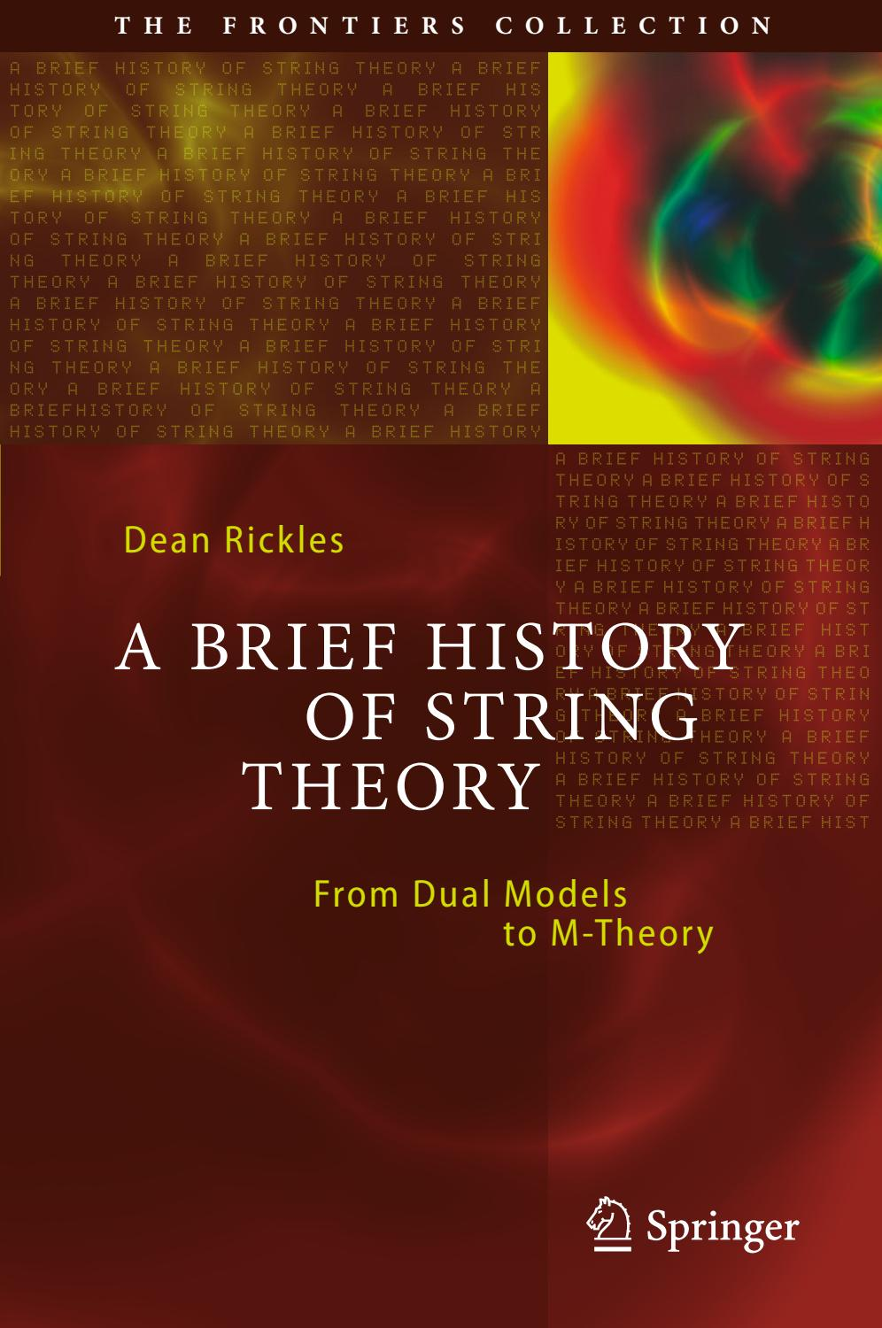 brief history of string theory book14 by nguyễn quang huy issuu