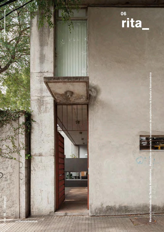 Rita 06 by redfundamentos issuu - Escuela arquitectura valladolid ...