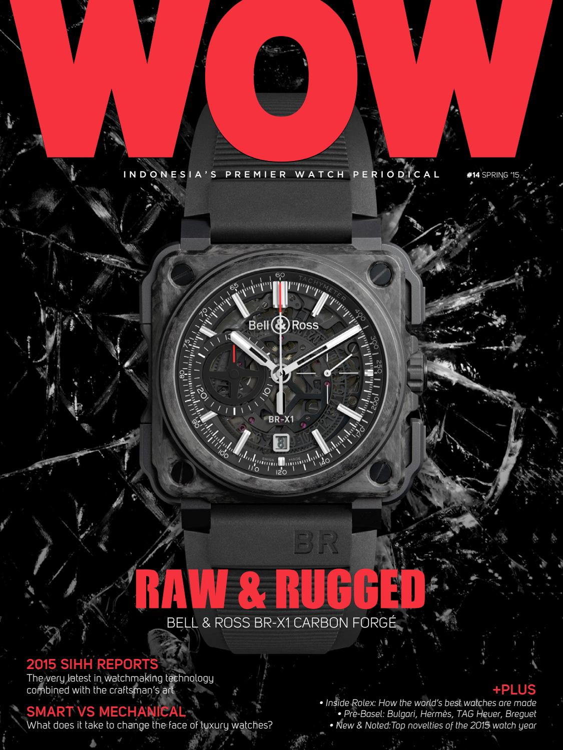 World Of Watches Indonesia 14 Spring Issue 2015 By Arvada Jam Tangan Couple Swiss Navy Sn5860 Rosegold Stainless Steel Haradiran Issuu