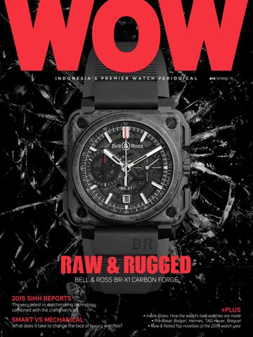 World of Watches Indonesia  14 (Spring Issue) 2015 by Arvada ... ba05ead680