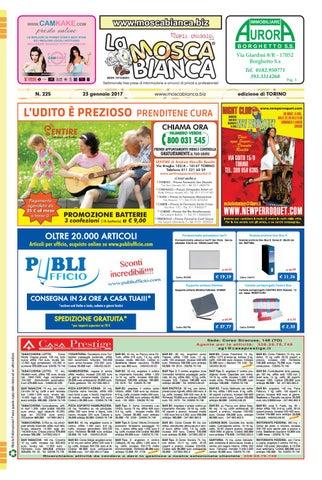 La Mosca Bianca Torino n. 225 by Publidok S.r.l. issuu