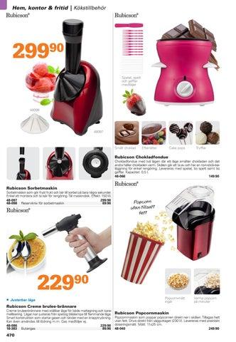 popcornmaskin kjell och company