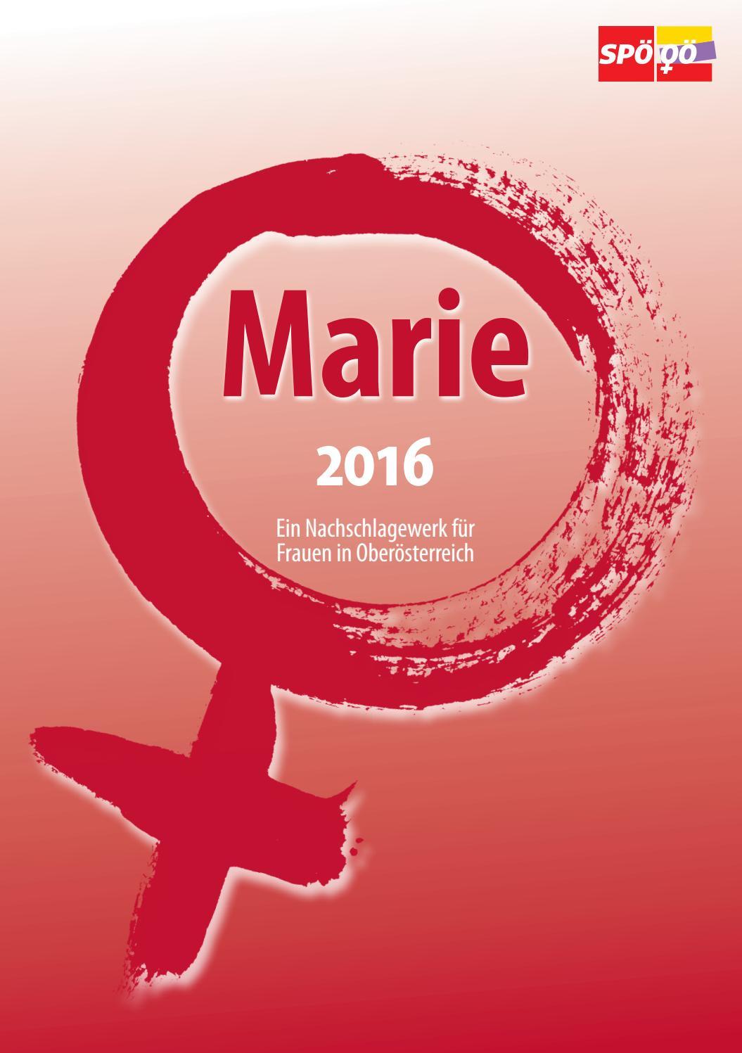 Marie 2016 by SPÖ Frauen OÖ - issuu