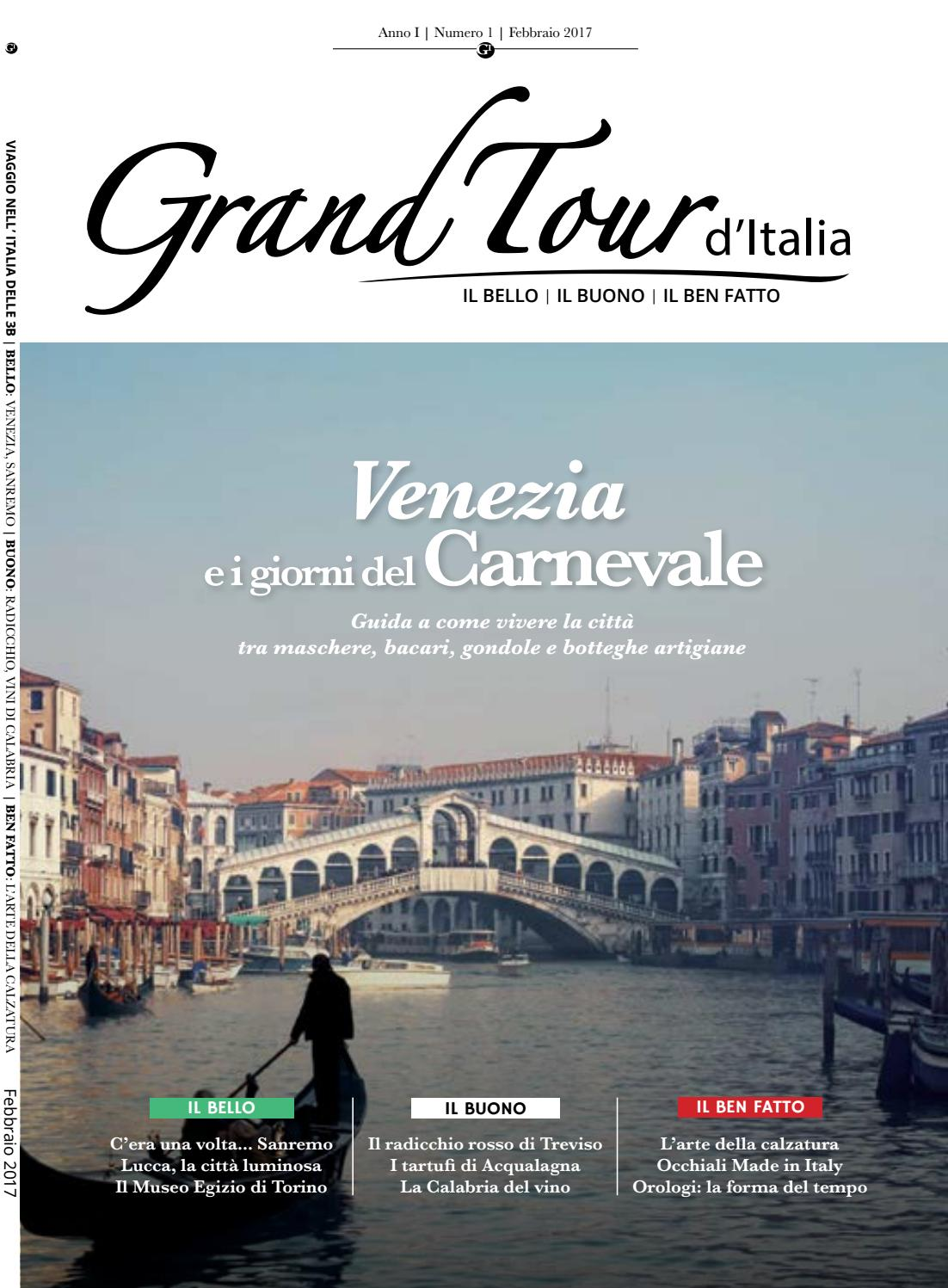 Grandtour febbraio 2017 by vdgmagazine - issuu dc2cdcf65bf