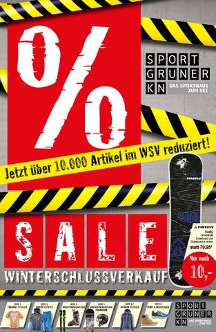 Sale 2017 Winter Sport issuu by Gruner TZiuXkOP