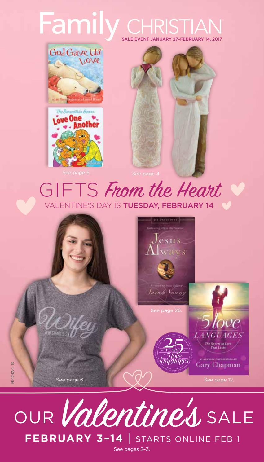 Family Christian February Catalog by Family Christian Stores - issuu