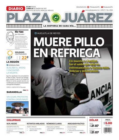 23 01 17 by Diario Plaza Juárez - issuu 9f48ef62941a1