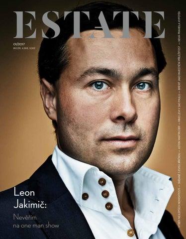 32390e9ef85 ESTATE Magazine 4 2016 by Conventia Events s.r.o. - issuu