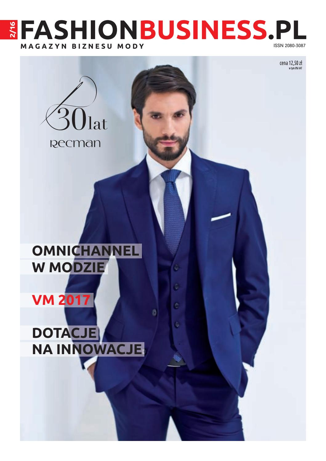 4d50ae610eaf4 FASHIONBUSINESS 2/2016 (WINTER 2016 - SPRING 2017) by Promedia Jerzy Osika  - issuu