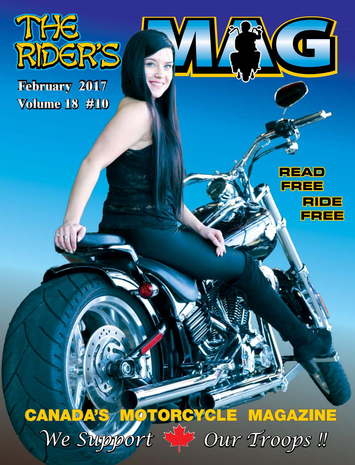 2017 02 v18 n10 the riders mag for web by The Rider\'s Mag - issuu