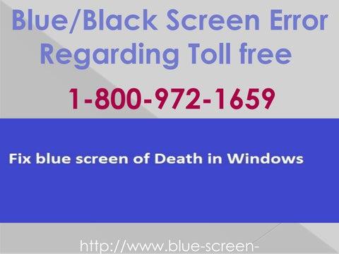 Window 10 Toll Free Blue Screen Of Death 1-80 by Elizabeth Lucy - issuu