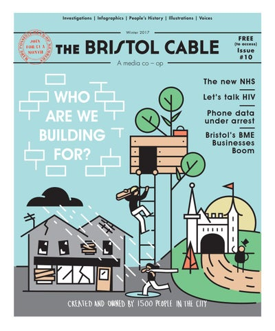 The Bristol Cable Edition 10 By Bristol Cable Issuu
