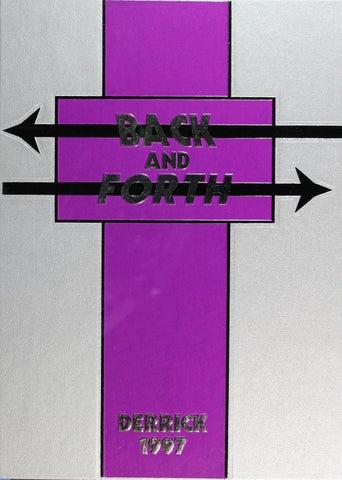 d46c8b78e66ed Burkburnett High School Yearbook Derrick 1997 by Designworks Group ...