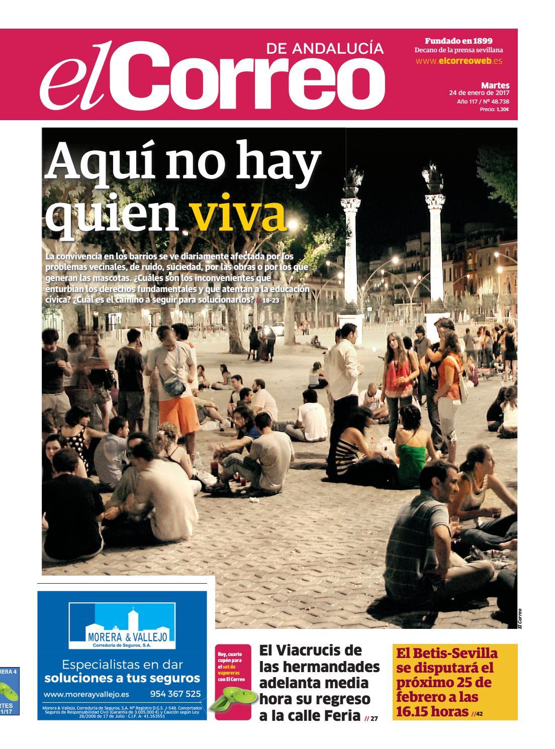 24 01 2017 El Correo de Andalucía by EL CORREO DE ANDALUCÍA S.L. - issuu 7321c67f42f