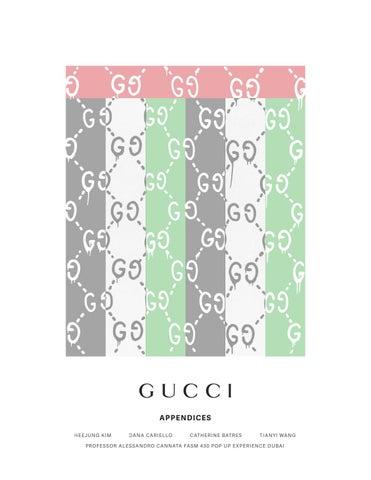 17c4877457c5df Gucci pop up arcade appendix by Tianyi Wang - issuu