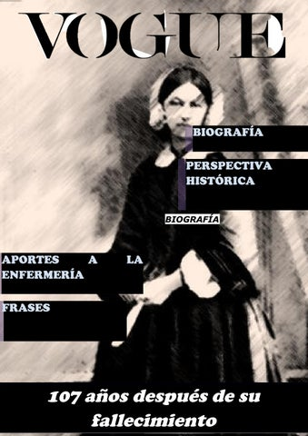 Florence Nightingale By Steffany Jacquin Issuu