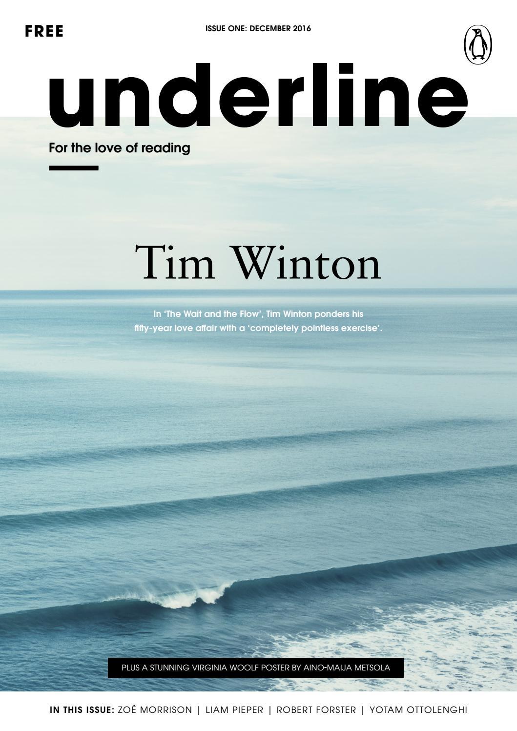 Underline Issue 1 by Penguin Books Australia - issuu