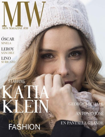 MEW Magazine - ENE 2017 - Katia Klein by MEWMAG - issuu 176faa37126