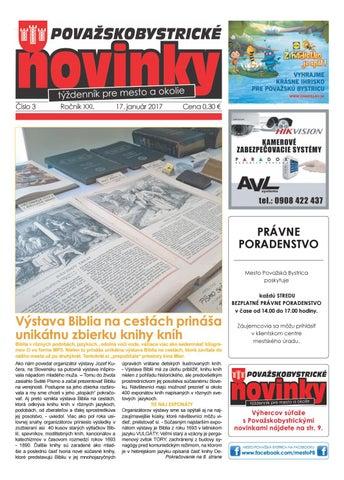 Považskobystrické novinky č. 3 2017 by Považskobystrické novinky - issuu 1f1830637b1
