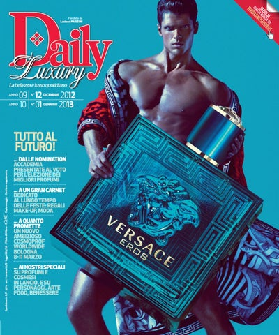 85ad61fef0 DAILY LUXURY • n.12 dicembre 2012 / 1 gennaio 2013 by DAILY LUXURY ...