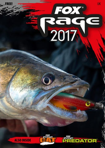 FOX RAGE Terminator Bait Force 2,7m 30-80g by TACKLE-DEALS !!!