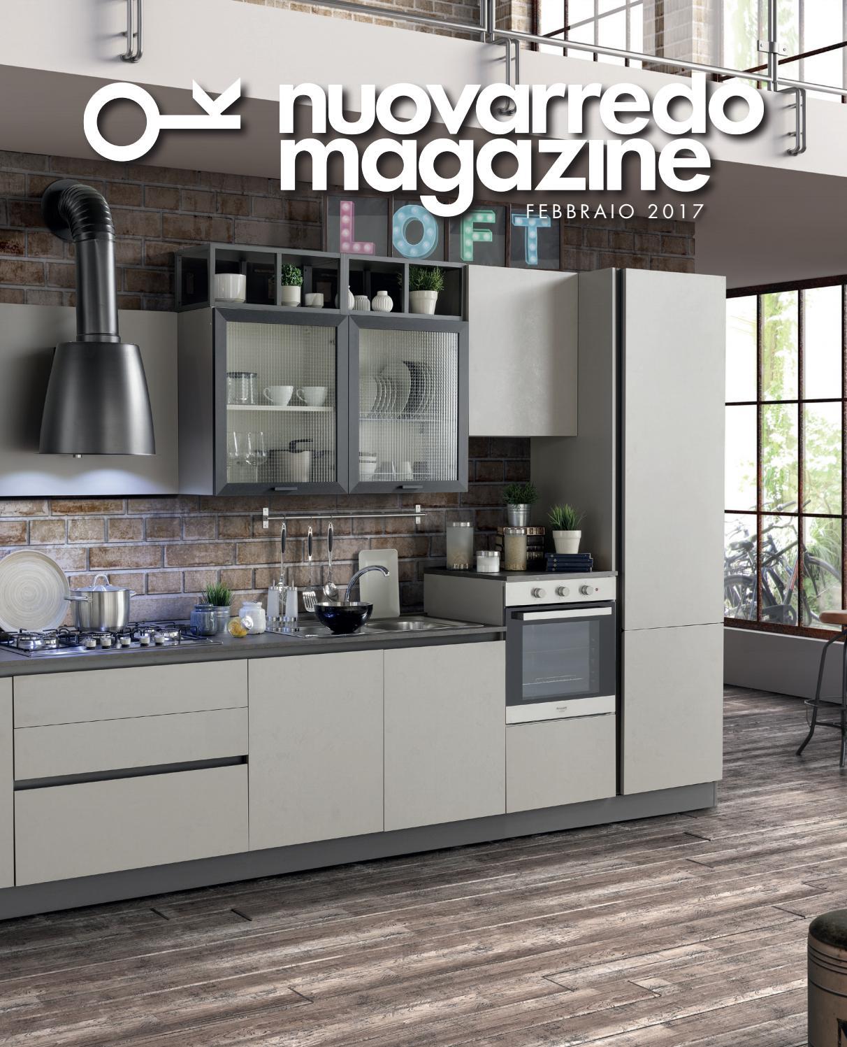 Nuovarredo Magazine Febbraio 2017 by Nuovarredo - issuu