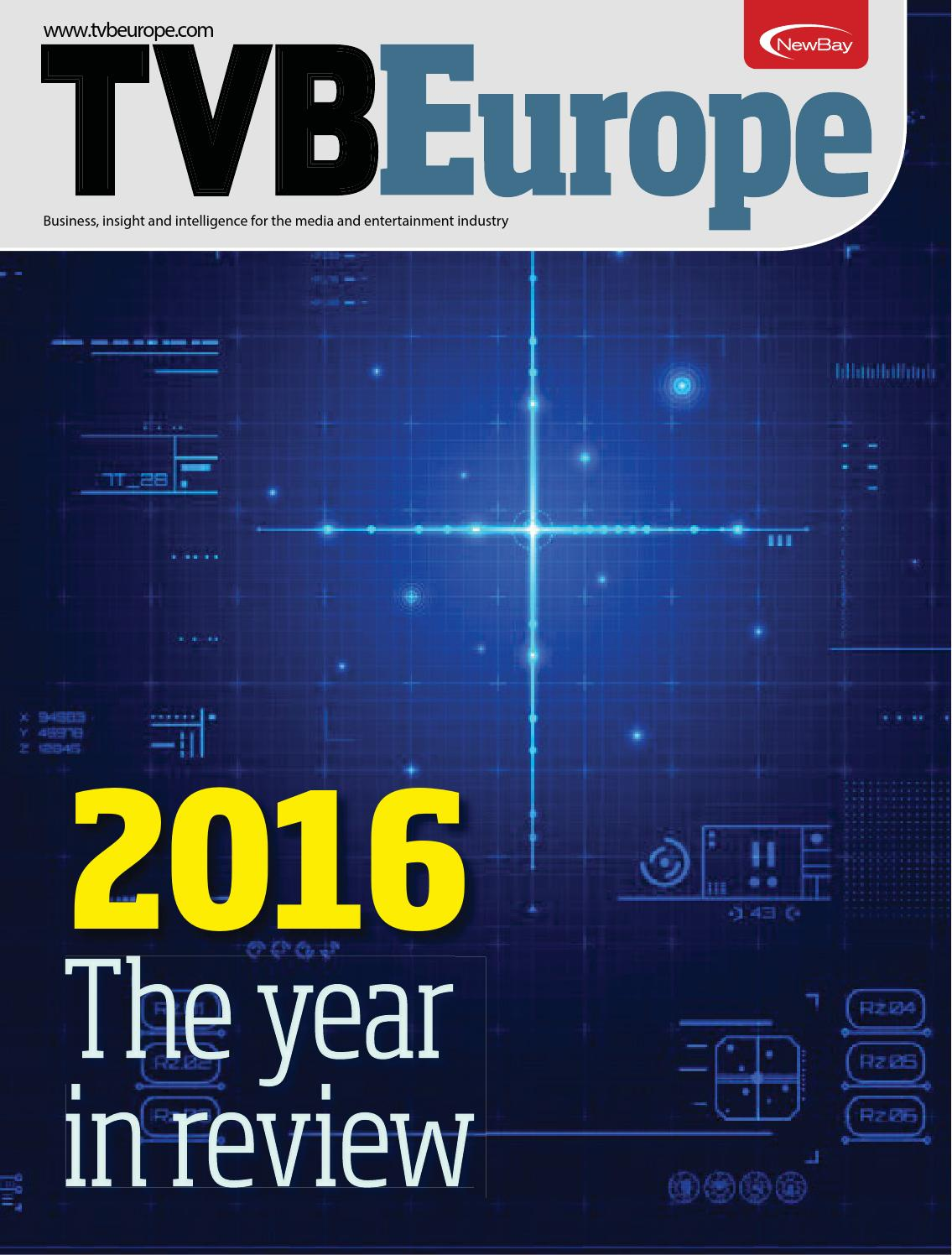 a01ab703893 TVBE End of year Review by Future PLC - issuu