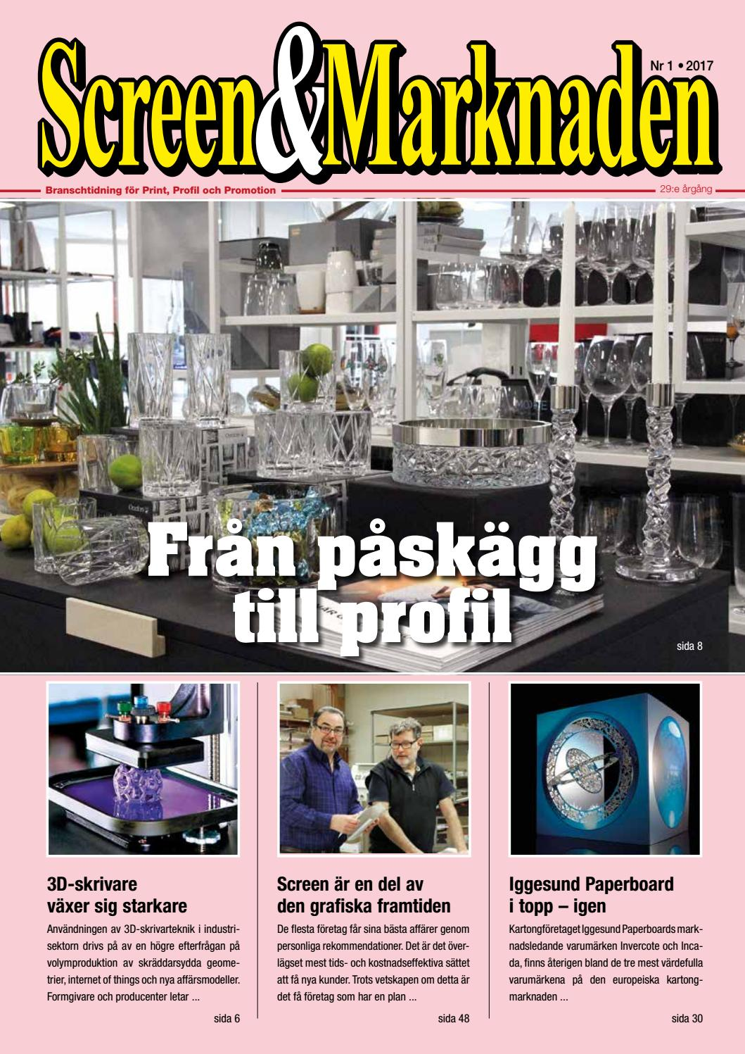 3b02e466d7fa Screenmarknaden 1 2017 by Martin Eriksson - issuu