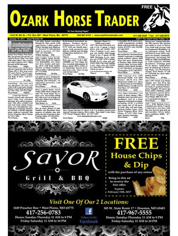 Issue 3 by Ozark Horse Trader - issuu 424a66f5d4