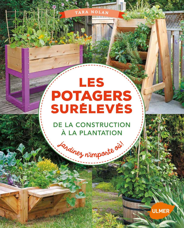 Potager Murale Pour Tres Peu Place extrait les potagers surélevés - Éditions ulmerÉditions