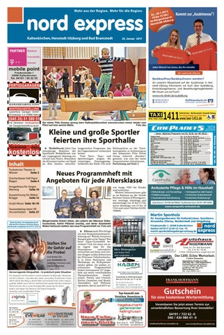 nord express Westen by nordexpress-online.de - issuu