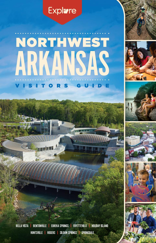 2017 Northwest Arkansas Visitors Guide by Vantage Point ...