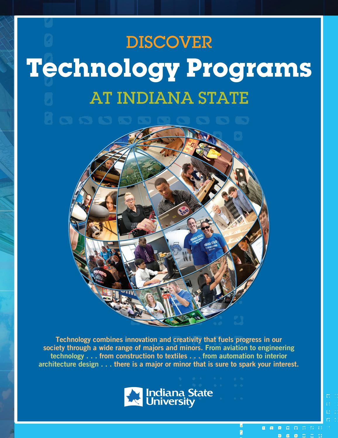 Technology Majors And Minors By Indiana State University Issuu