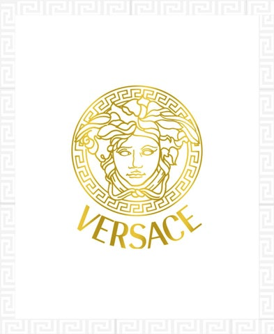 versace marketing mix
